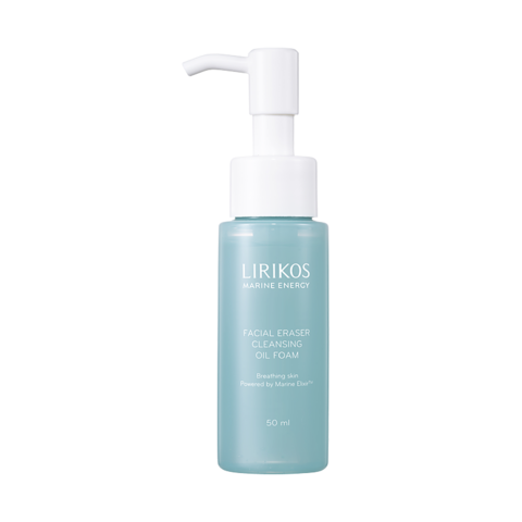 Lirikos Facial eraser cleansing oil foam