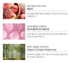 NOWB Peach collagen eye patch