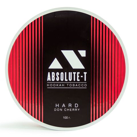 Табак Absolute-T Hard 100гр Don Cherry