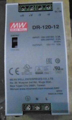 Устройство для подзарядки АКБ/ АРТ: DR-120-12
