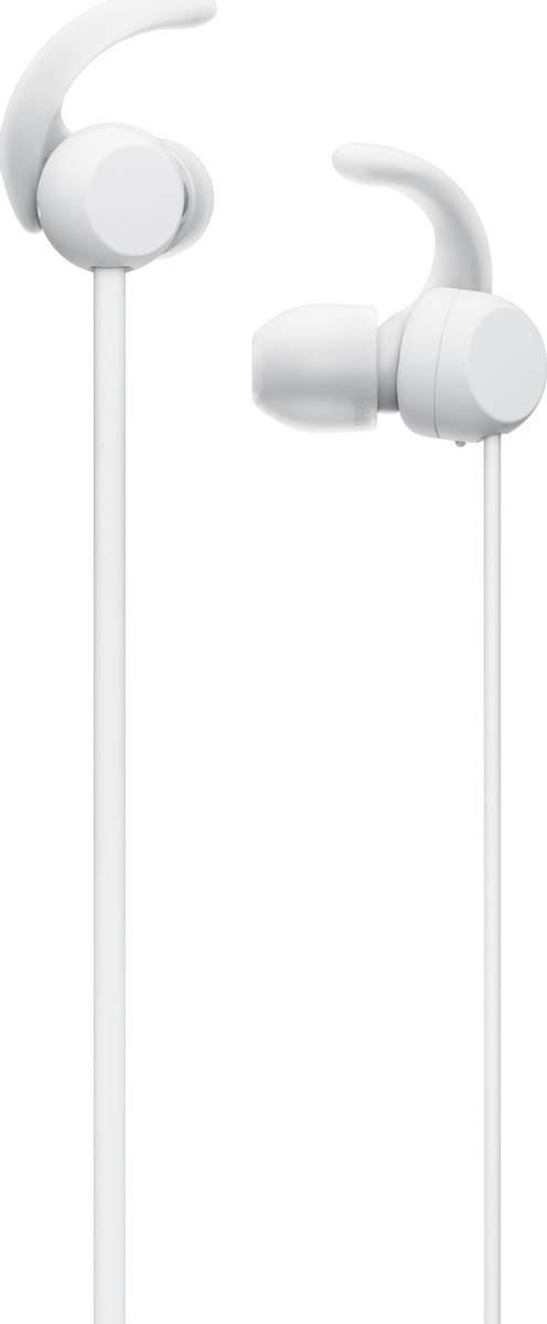 Bluetooth наушники WI-SP510 белые купить в интернет-магазине Sony Centre