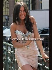 Ослепительная выпускница Светлана в платье Sherri Hill 2931