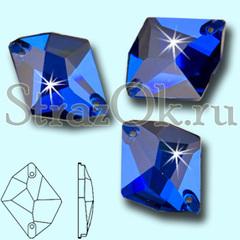 Купите стразы оптом для фигурного катания Cosmic Sapphire синие