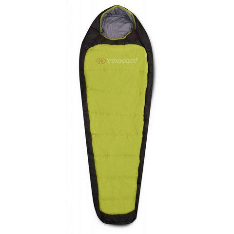 Летний спальный мешок Trimm Lite Impact, 195 R (желтый)