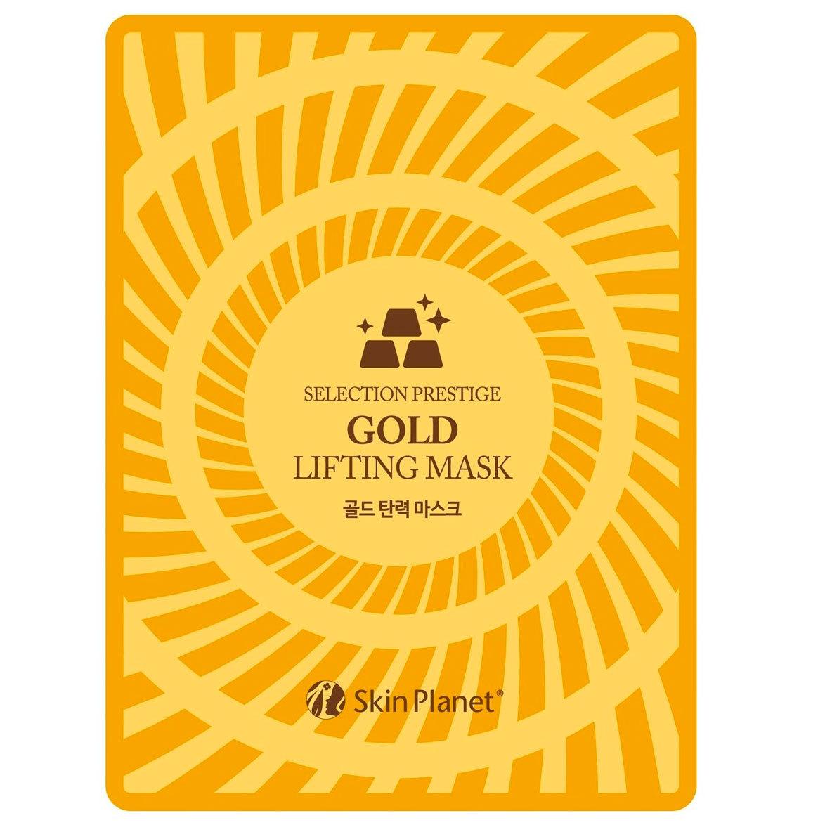 Увлажняющие Маска тканевая для лица с золотом лифтинг эффект MIJIN  Skin Planet GOLD LIFTING MASK 25гр Маска_тканевая_для_лица_с_золотом_лифтинг_эффект_MIJIN__Skin_Planet_GOLD_LIFTING_MASK_25гр.jpeg