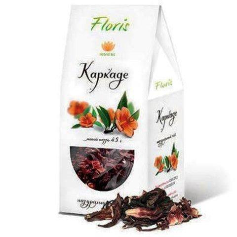Крымский красный чай «Каркаде»™ Floris