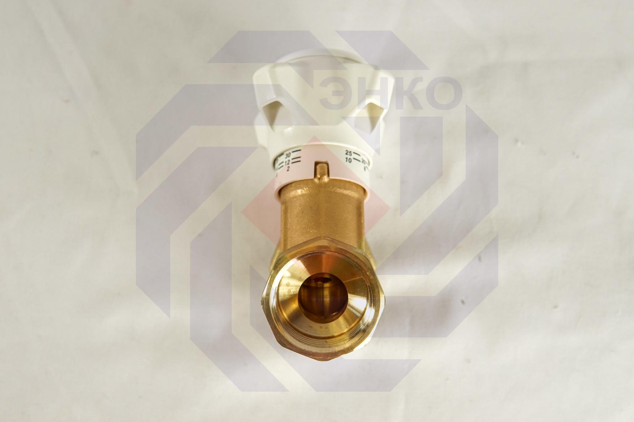 Клапан балансировочный GIACOMINI R206B-1 DN 25