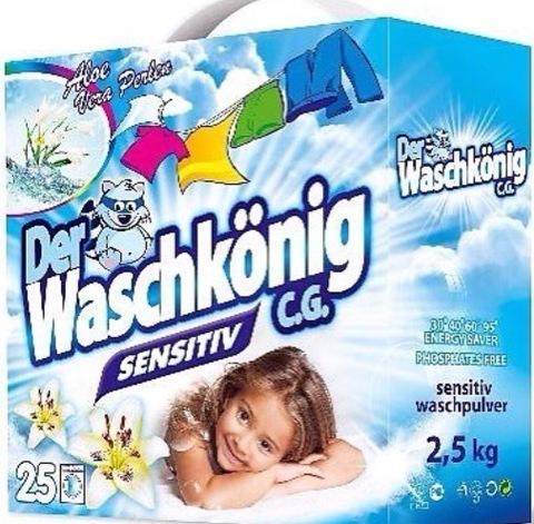 Порошок для детского белья Waschkonig 1.95кг