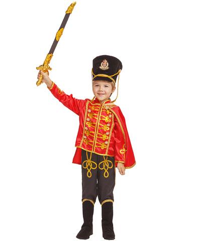 Карнавальный костюм Гусар детский