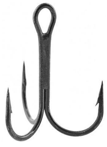 Крючки-тройники Lucky John Predator LJH236 № 4, 8 шт