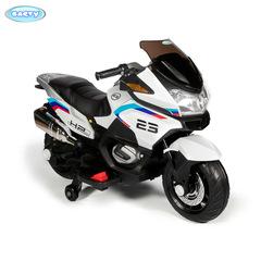 Детский электромотоцикл Barty XMX609, модель 2021год белый