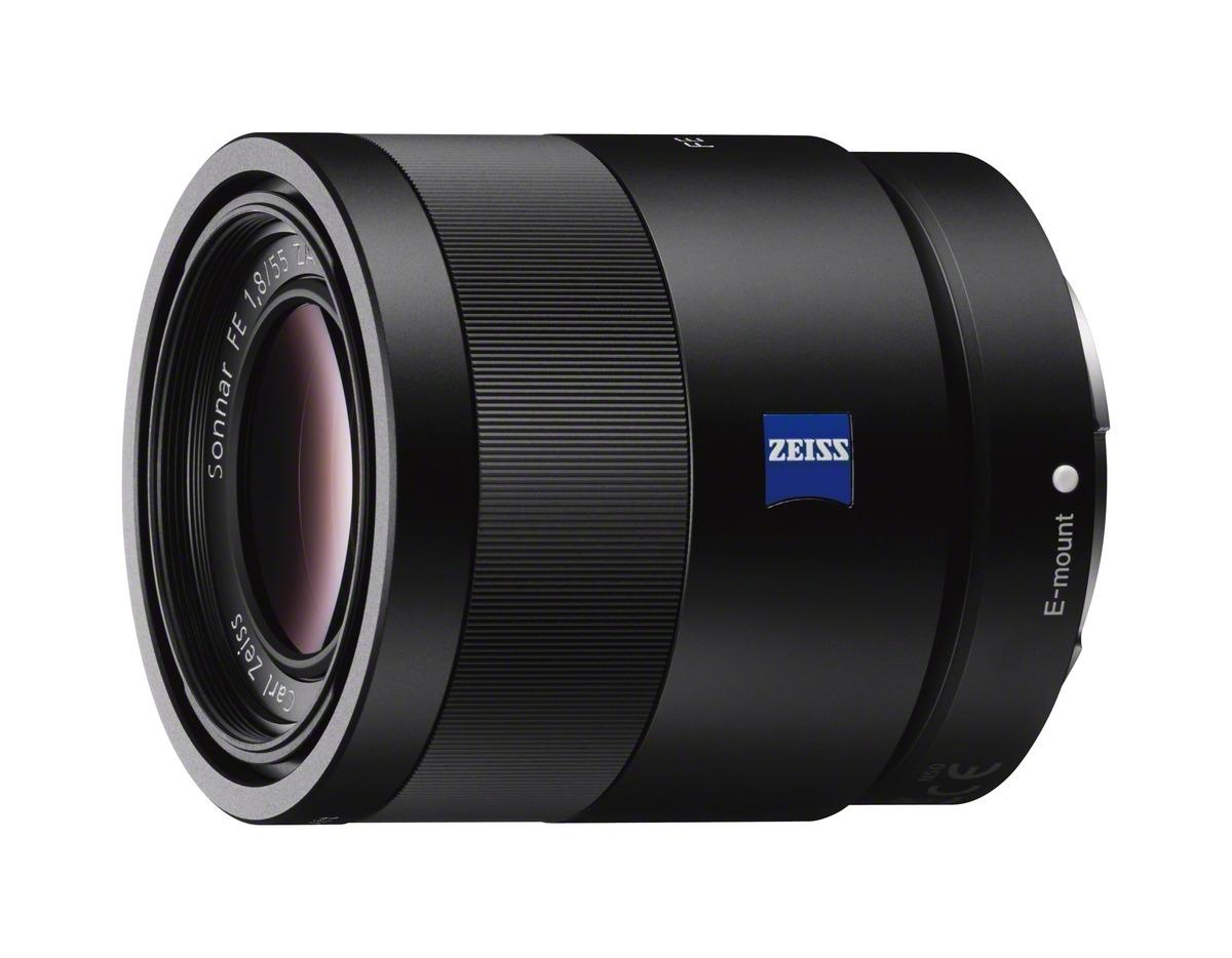 SEL-55F18Z объектив Sony Carl Zeiss Sonnar T* 55mm f/1.8 ZA