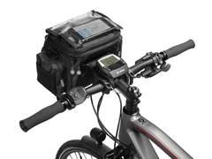 Сумка на руль Topeak Tourguide Handlebar Bag, W/E-Bike Compatible Fixer 8E - 2