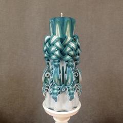Резная свеча Агнешка