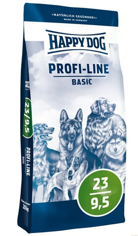 Happy Dog Profi-Line Basic 20 кг