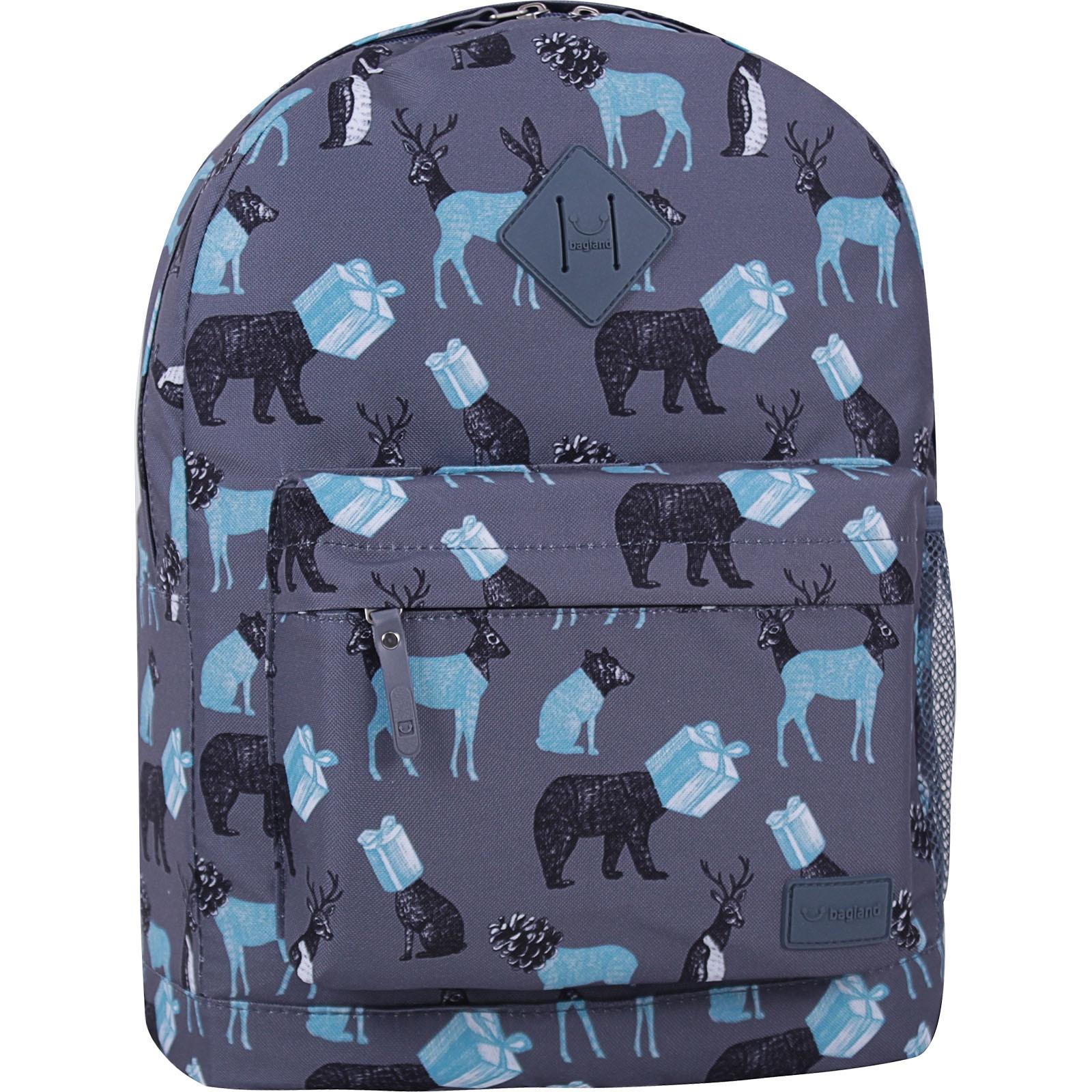 Молодежные рюкзаки Рюкзак Bagland Молодежный 17 л. сублімація 740 (00533664) IMG_7611_суб740_-1600.jpg