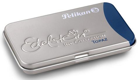 Pelikan Edelstein, Чернила (картридж), синие, 6 шт в упаковке