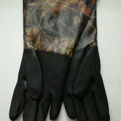 Теплые ПВХ перчатки для сбора чучел