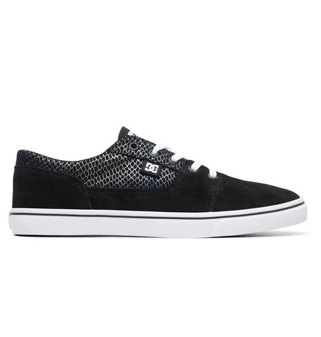 Кеды жен DC Shoes TONIK W SE J SHOE 0SB BLACK/SILVER/BLACK