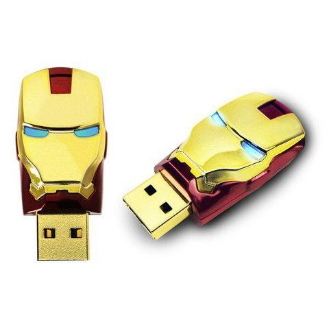 USB-флешка Железный человек