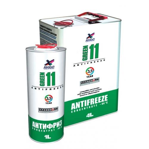 XADO Antifreeze Green 11 Концентрат 4,000