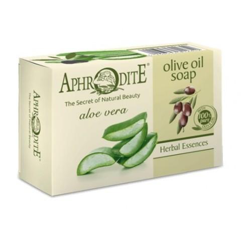 Мыло оливковое с алоэ вера
