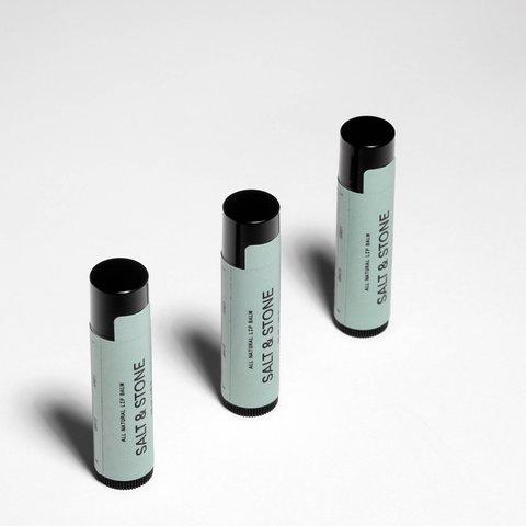 Бальзам для губ увлажняющий SALT & STONE California Mint