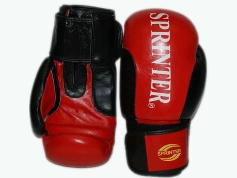 Перчатки бокс SPRINTER. Размер-вес 8