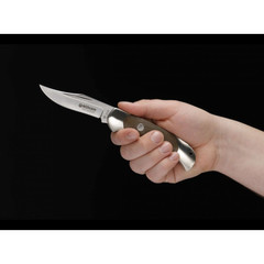 Нож Boker 113005 Optima Green Canvas