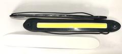 Ходовые огни DRL-76 black(260мм)