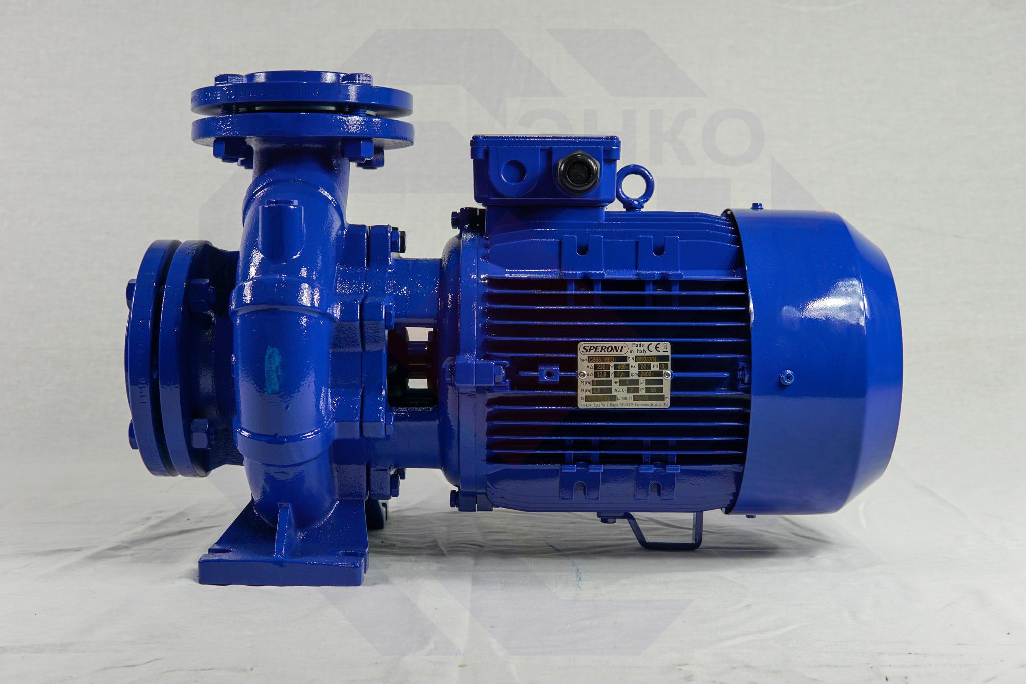 Насос моноблочный SPERONI CS 65-160 D