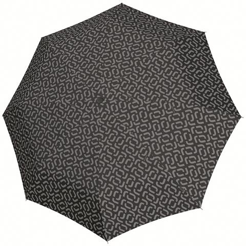 Зонт-автомат Pocket duomatic signature black