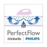 """Чехол """"PerfectFlow"""" 124х45см (С), Пузырьки, артикул 100703, производитель - Brabantia, фото 2"""