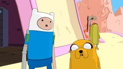 Adventure Time: Pirates of Enchiridion (PS4, английская версия)