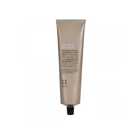 Маска для блеска и гладкости волос | Silk n glow
