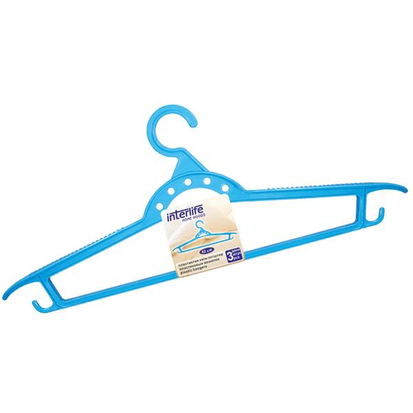 Вешалка для одежды Interlife/интерлайф in-600-310-3