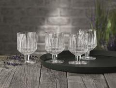 Набор из 4-х бокалов для воды