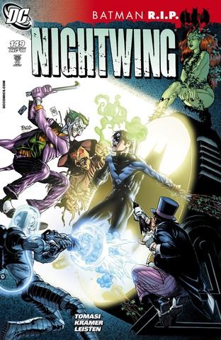 Nightwing #149