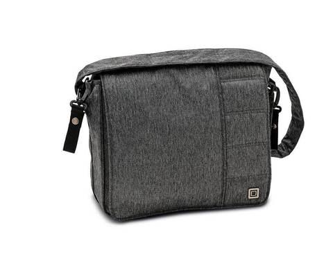 Сумка для коляски Moon Messenger Bag Stone Fishbone (870) 2018