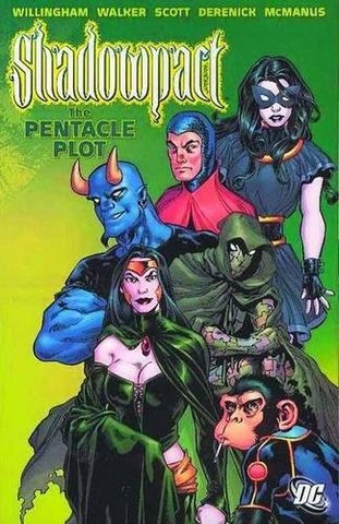Shadowpact: The Pentacle Plot