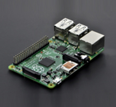 Raspberry Pi Project Board модель B+ Rev 3.0 512 RAM