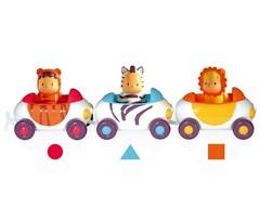 Smoby Машинка с героями Cotoons