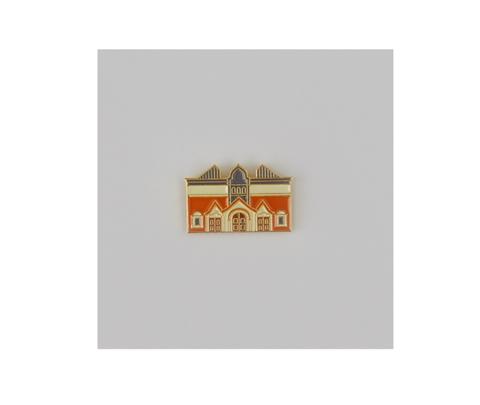 Значок металлический Третьяковская галерея