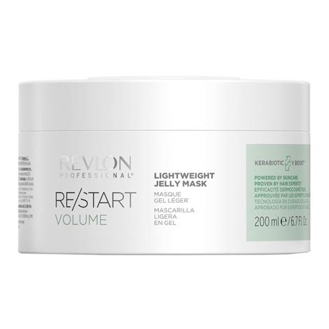 REVLON Restart Volume: Неутяжеляющая маска-желе для волос (Lightweight Jelly Mask), 250мл/500мл