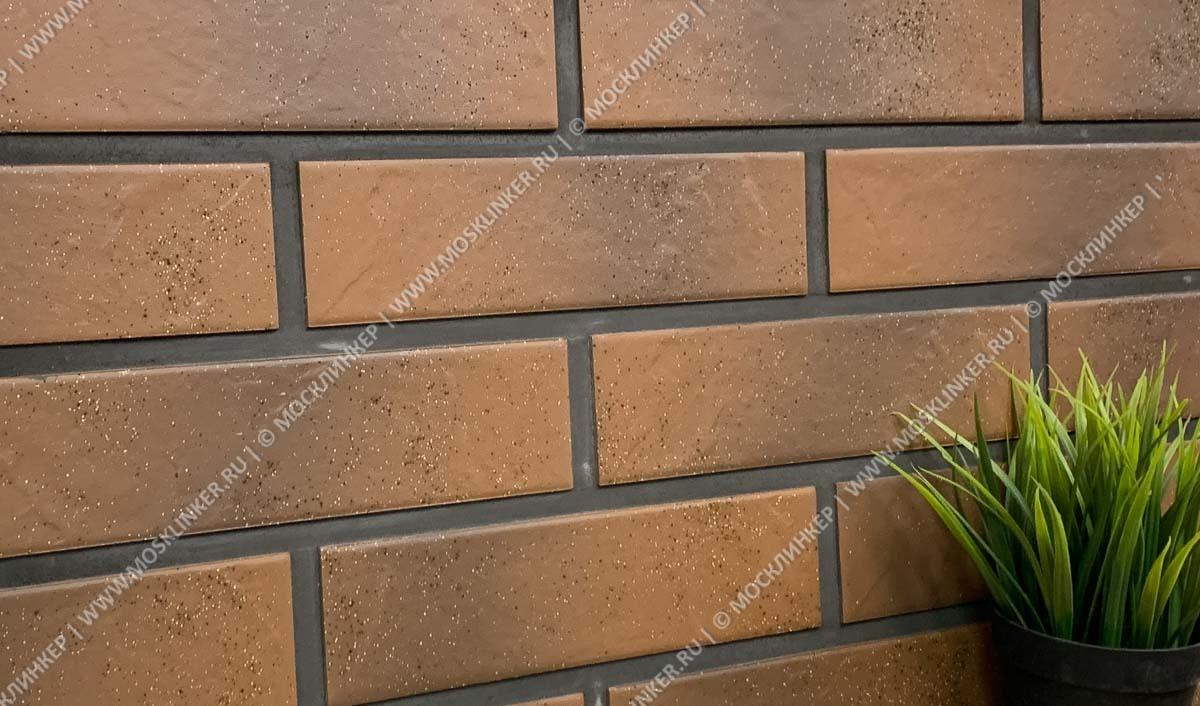 Paradyz - Semir, beige, strukt., 245x65.8x7.4 - Клинкерная плитка для фасада и внутренней отделки