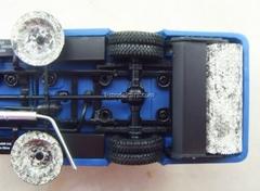 GAZ-51A PU-20 51A Road Sweeper DIP 1:43