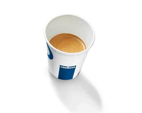 Одноразовый стакан Lavazza 120 мл (100 шт)