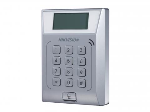 Терминал доступа Hikvision DS-K1T802E