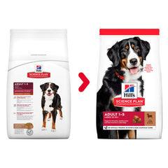 Корм для собак Hill's Science Plan Canine Adult Advanced Fitness Large Breed Lamb & Rice 12 кг