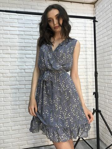 Платье шифон без рукавов Nadya
